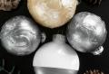 10 einfache Anleitungen, wie Sie Weihnachtskugeln basteln