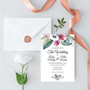 Hochzeit planen: 6 Profi-Tipps zur Auswahl der Hochzeitseinladungen