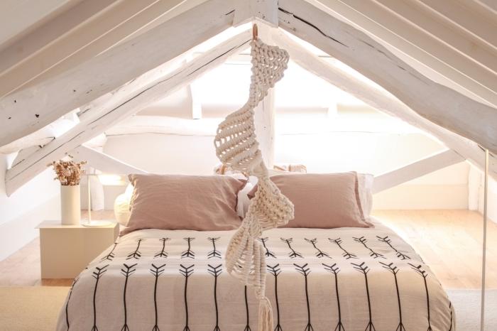 makramee knoten anleitung und ideen zum gestalten interieur inspiration für jedes zuhause, modernes skandinavisches design
