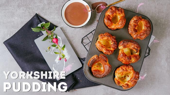 nachtisch zu weihanchten, yorkshire pudding selber machen, leckere rezepte