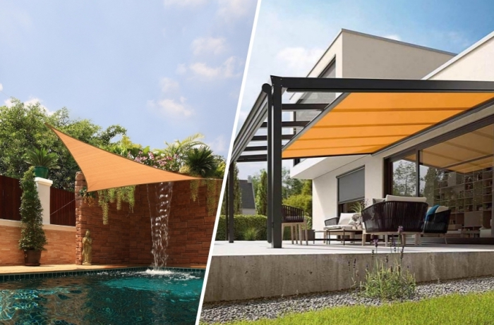 Sonnenschutz Fur Garten Terrasse Und Balkon 6 Der
