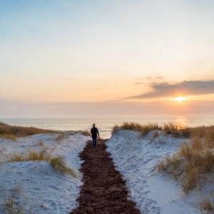 Wind, Wellen und weite Landschaften: Dänischer Nordseestrand auf CNN-Liste über Europas sehenswerteste Orte aufgenommen