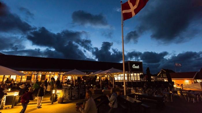 henne strand, dänischer nordseestrand, urlaub in dänemark, cafe reastourant