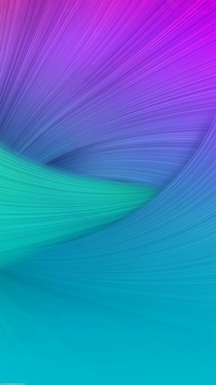 eine Menge blaue Linien in verschiedenen Schattierungen, Bildschirmhintergrund ganz schick