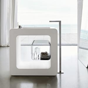 Freistehende Waschtische - der neueste Trend in der Badezimmereinrichtung