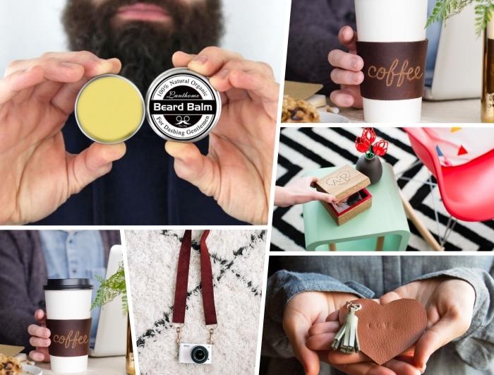 geschenkideen für den freund, tolle diy geschenke für männer, anleitungen und ideen, bartbalsam