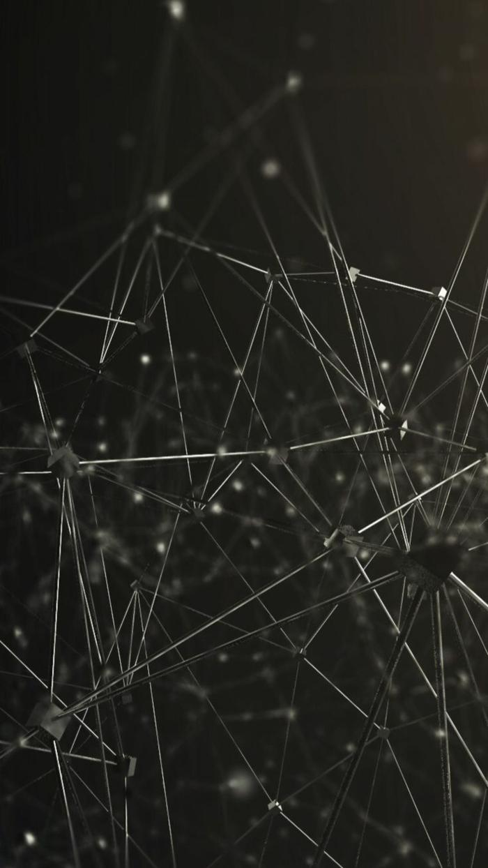 wallpaper handy, schwarzer hintergrund und ein spinnennetz, tropfen bild ideen