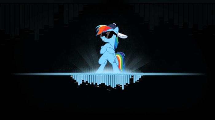 sperrbildschirm hintergrund, mylittlepony bild ideen, collage ein pony spielt musik und rappiert, rap inspo