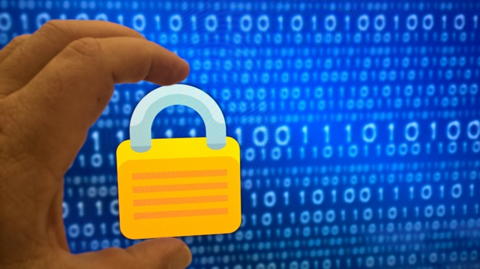 ein Schlüssel zur IT-Struktur