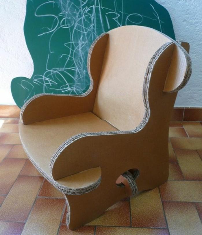 stange design, sessel, sofa, stuhl, kartonkonstruktion, günstige möbel selbst gestalten