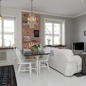 Wie eine 20m2 Einzimmerwohnung einrichten? Sehen Sie sich die besten Ideen in 50 Fotos an