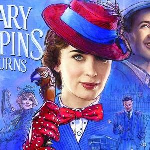"""""""Mary Poppins' Rückkehr"""" - Die zauberhafte Nanny ist nach 50 Jahren zurück!"""