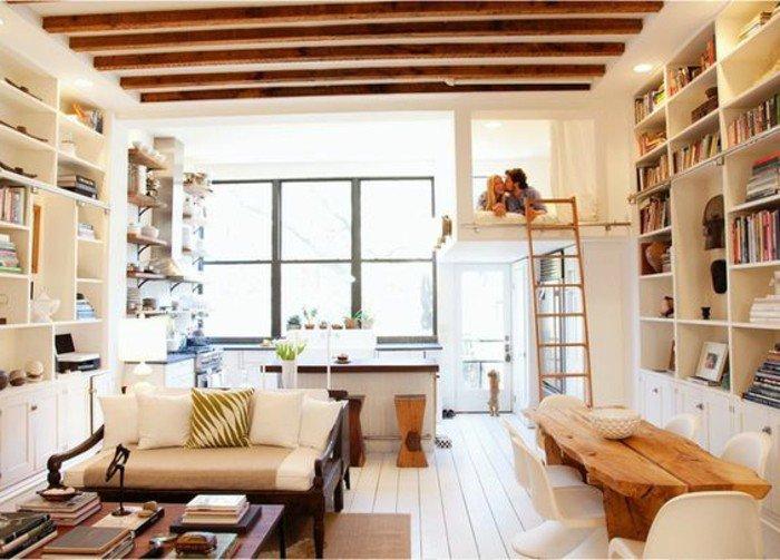 1001 + Ideen Zum Thema Einzimmerwohnung Einrichten