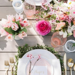 Tischdeko für Geburtstag - schaffen Sie ein einladendes Ambiente zum Fest