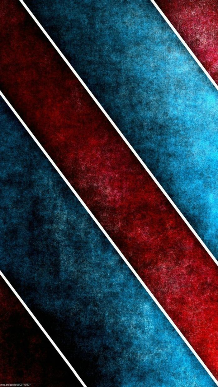blaue und rote Streifen, weiße Streifen, Hintergrundbilder kostenlos, geometrische Hintergrundbilder