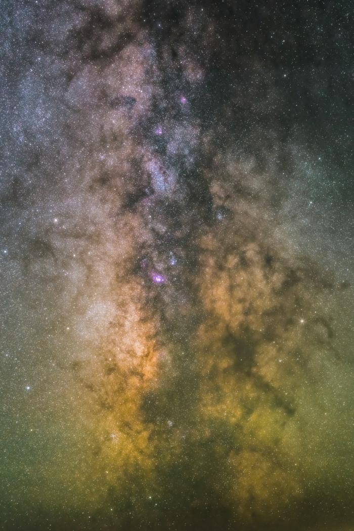 wallpaper handy, kosmos bild, sterne himmel, bunter himmel, schwarz mit sternen und natürliches licht