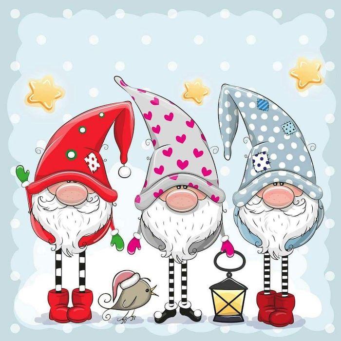 Süße Weihnachtsbilder.1000 Schöne Zeichnen Ideen Mit Detaillierten Anleitungen