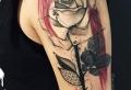 Oberarm Tattoo: 99 inspirierende Ideen für Frauen und Männer