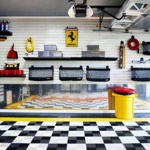 Die Auto Garage perfekt einrichten