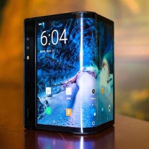 Xiaomi zeigt ein neues faltbares Smartphone