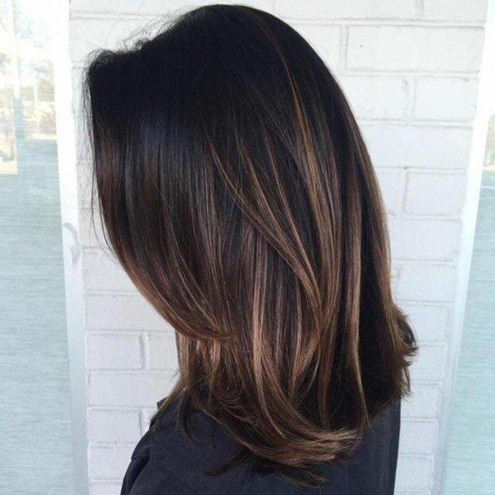 1001 + Ideen Für Trendy Looks Mit Haarfarbe Braun