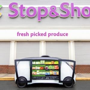 Stop & Shop bringt den Supermarkt vor die Haustür