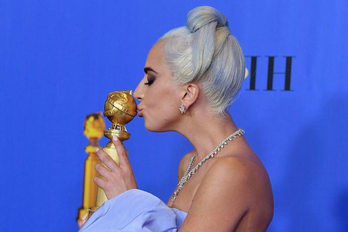Golden Globes 2019, Lady Gaga mit Golden Globe für besten Filmsong, A Star Is Born