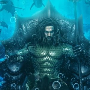 Aquaman - der neue Film mit Jason Momoa, hat schon mehr als eine Milliarde Dollar eingespielt