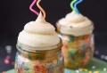 13 Rezepte für einen Kuchen im Glas