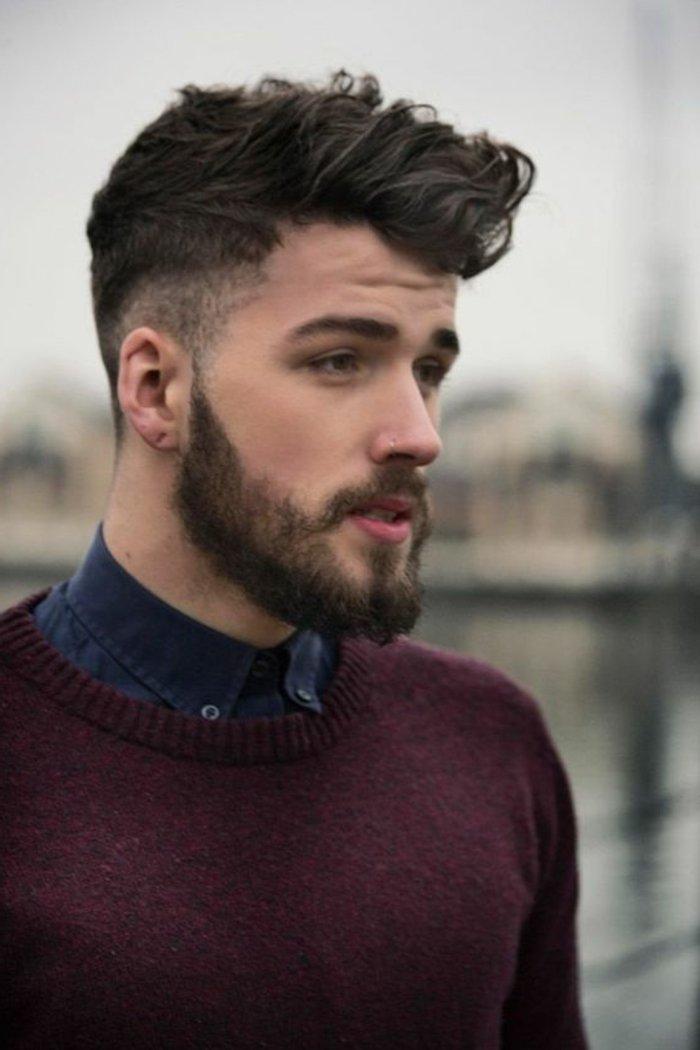 Männer locken styling tipps Männer Locken