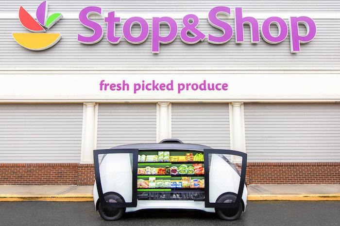 Stop & Shop bringt frische Lebensmittelprodukte direkt vor Ihre Haustür