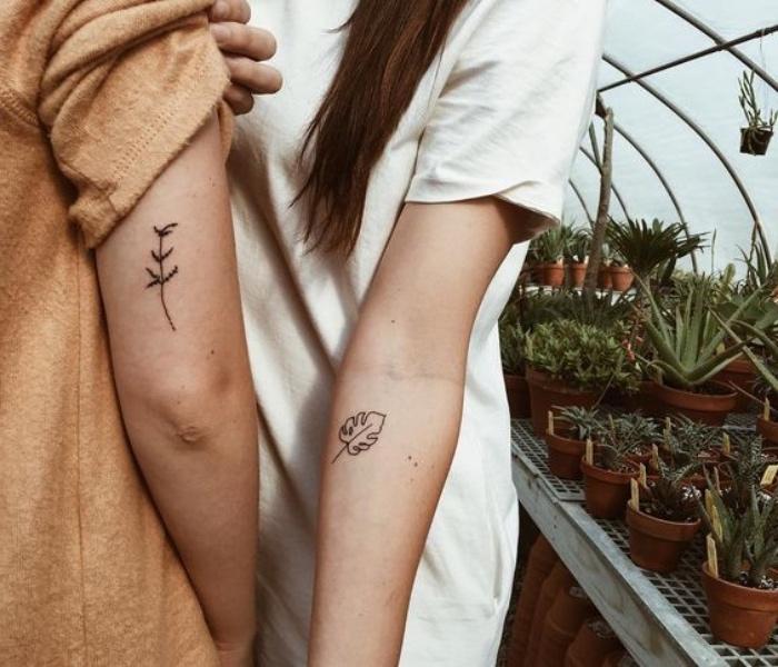ideen fuer kleine tattoos die faszinierend schoen