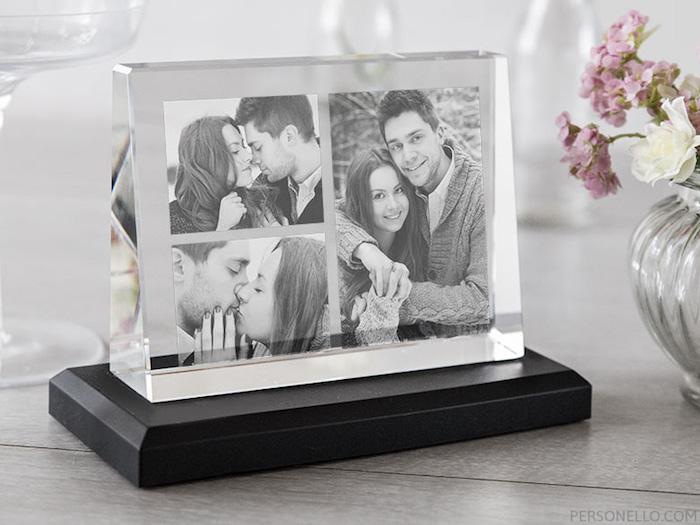 personello, glasfoto, familienbilder