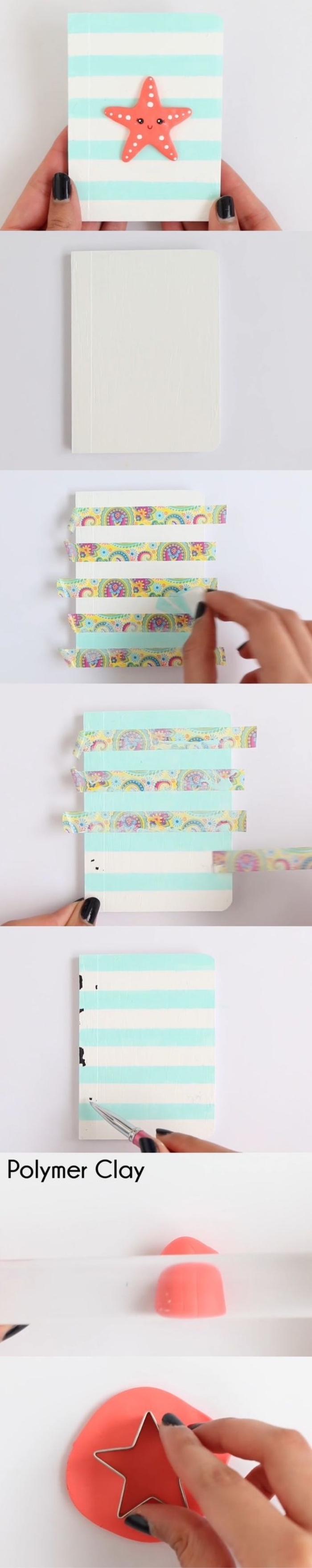 Basteltipps, Kasten, Deko Ideen, Washi Tape Dekor und Ideen zum Selbermachen, Dekorieren und design