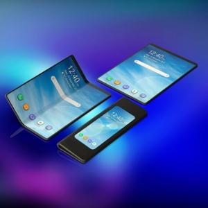 Galaxy Fold: Samsung stellt sein erstes faltbares Smartphone vor