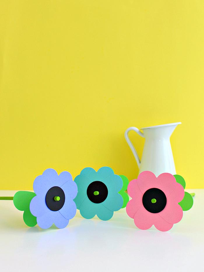 1001 Kreative Ideen Wie Sie Wunderschöne Blumen Basteln