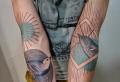Geometrische Formen auf der Haut – mehr als 60 Ideen für originelle geometrische Tattoos