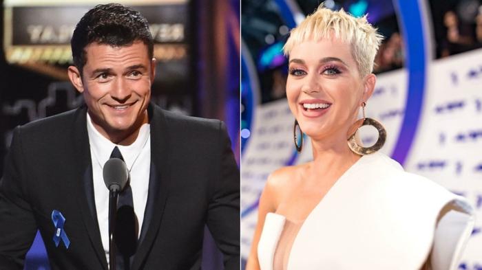 Orlando Bloom und Katy Perry und Ihre lange Geschichte