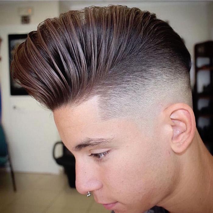 amerikanischer Stufenschnitt, Frisuren stufig für jung und alt die ewige Trend in diesem Jahr erscheint mit neuer Kraft