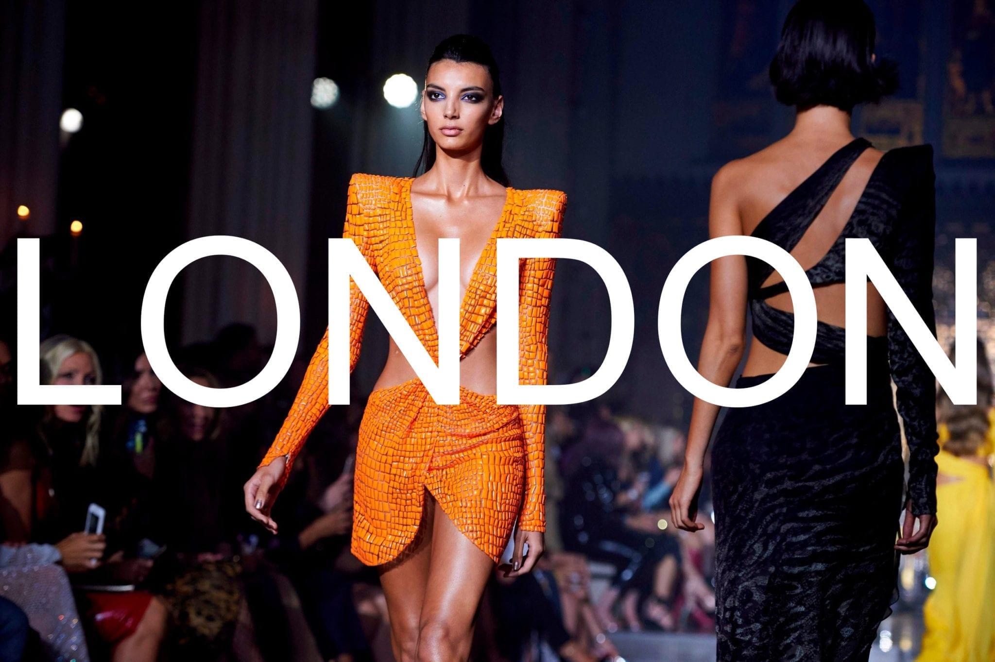 london fashion week, die wochen der mode finden in vier modehauptstädte statt, london, paris, new york, milano