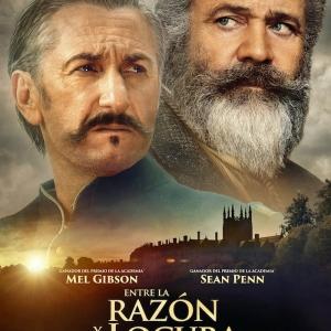 """Erster Trailer zum neuen Film """"The Professor and the Madman"""" mit Mel Gibson und Sean Penn"""