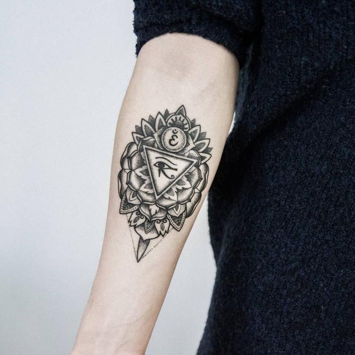 1001 Ideen Für Originelle Geometrische Tattoos