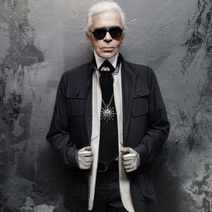 Der legendäre Modeschöpfer Karl Lagerfeld ist tot