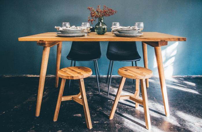 massivholztische aus eiche, tisch nikklas von antondoll, esstisch aus massivholz