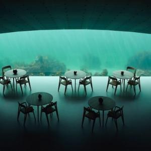 """""""UNDER"""" - Europas erstes Unterwasser-Restaurant eröffnet"""