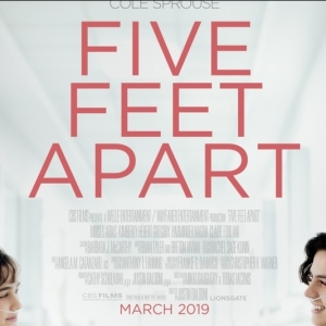 Five Feet Apart - eine Liebesgeschichte ohne Berührung