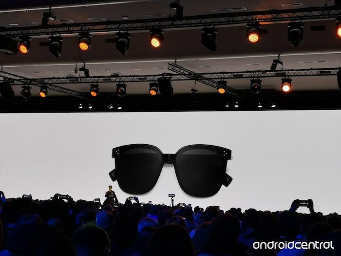 Huawei bringt smarte Brille auf den Markt, ein bild auf leinwand von dem neuen brillenmodell