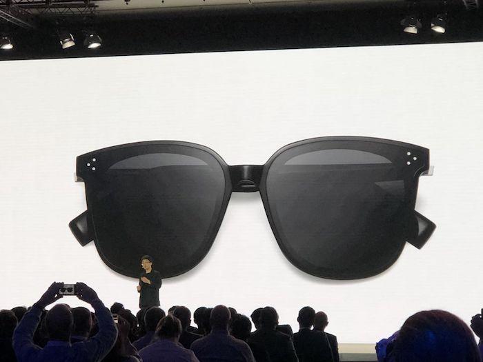Huawei stellt neue smarte Brille, mit reduziertem Design, die gesamte Technik in den Armen