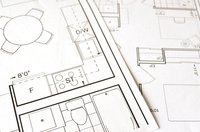 küche finanzieren, küchenplanung machen, wohnung einrichten, skizzen