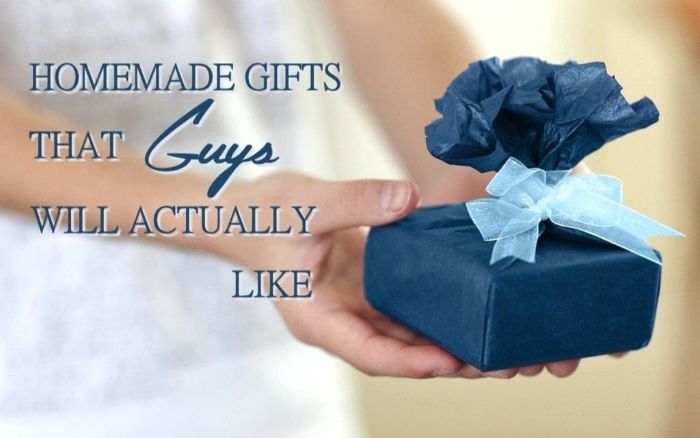 geschenke für männer 50 geburtstag, selbstgemachte geschenke und geschenkideen zum selber machen